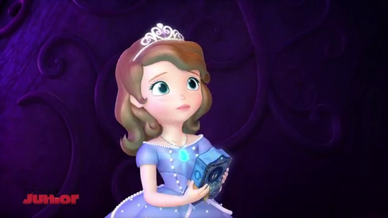 Sofia The First The Secret Library Knowledge Is The Key