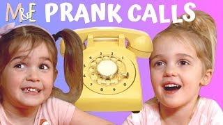 PRANK CALLS GONE ROGUE II MILA & EMMA screenshot 3