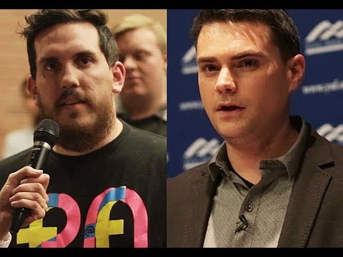 Ben Shapiro CRUSHES Atheism Question at University of Utah