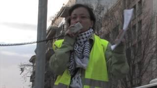 VÍDEO: Protesta en favor de l'acollida de refugiats