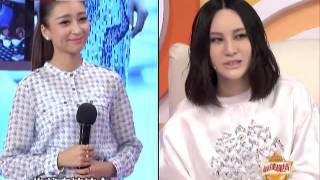 (最佳现场) 2013-1030: 华晨宇冒充粉丝逗尚雯婕尚雯婕的造型进化论