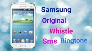 Samsung whitsle original sms tone! 👉 download link : https://www.mediafire.com/file/0tbg4tlz5tana55/samsung_whistle.mp3/file #technicalsource #ringtone #wist...