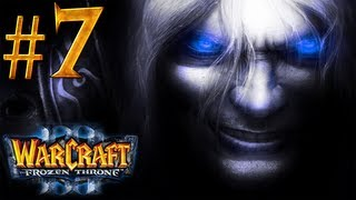 Warcraft 3 The Frozen Throne Walkthrough - Part 7 - Balancing the Scales