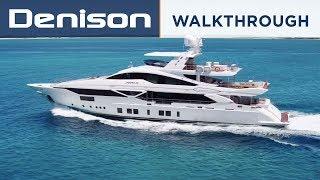 Benetti 140 Veloce Superyacht Tour [Walkthrough]