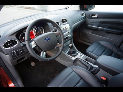 Обзор. Интерьер Ford Focus 2