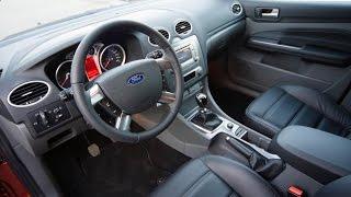 Обзор. Интерьер Ford Focus 2(, 2012-06-07T22:05:08.000Z)