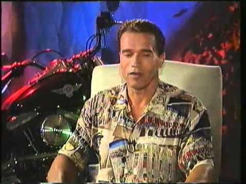 Report - Terminator 2 Judgement Day - Arnold Schwarzenegger - James Cameron