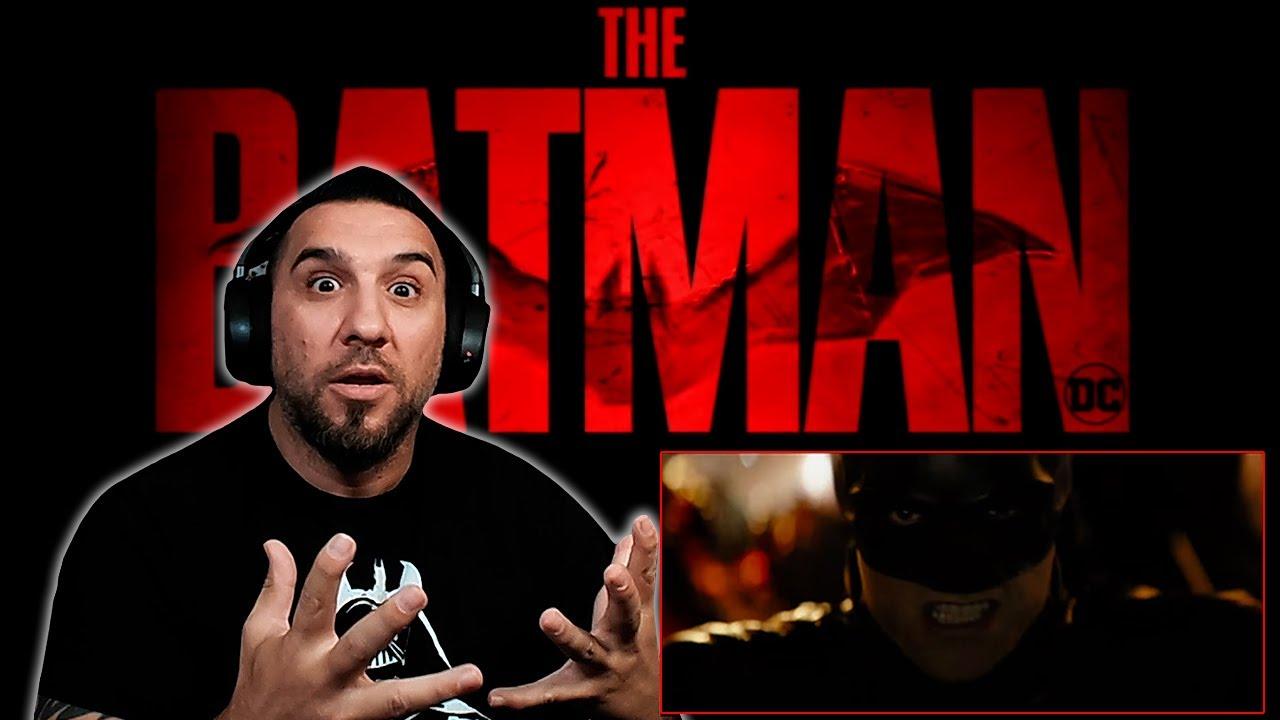 Download THE BATMAN – Main Trailer REACTION!! DC FanDome 2021