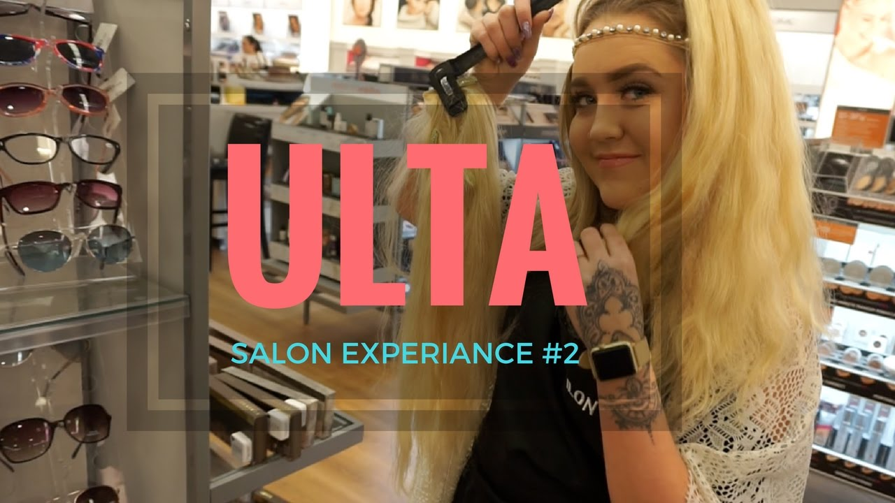 Hair Transformation Ulta Salon How To Dry Hair Extensions Youtube