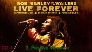 Bob Marley and The Wailers - Live Forever [Album 1] HD
