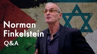 Why the recent groundswell support for a one-state solution to the conflict? | Finkelstein (2015)