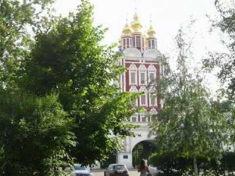 Экскурсия в Новодевичий монастырь и на кладбище Иди и Смотри