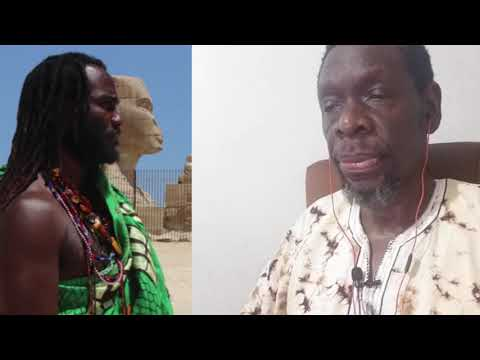 Okunini Ọbádélé Kambon Interview with Baba Milton Allimadi