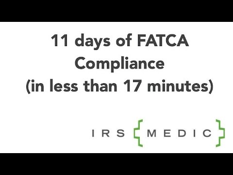 Beyond Form 8938 Full Fatca Compliance For Individuals Youtube