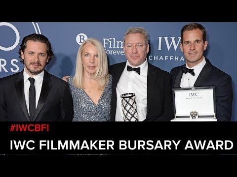 #IWCBFI 2018 - Richard Billingham winner of the IWC  Filmmaker Bursary Award