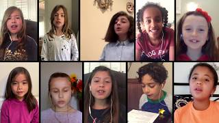 MUSYCA Virtual Children's Choir - Let's Go Fly a Kite!