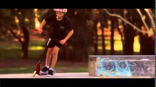9 Year Old Scooter Rider Hayden Waesch
