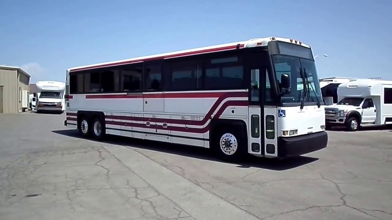 Used Bus For Sale - 2001 MCI D4000 Transit Style Coach C54211