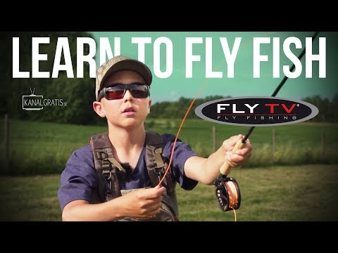 FLY FISHING: How To Get Started (casting, Techniques, Flies) - FLY TV