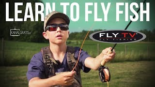 FLY FISHING: How t๐ Get Started (casting, techniques, flies) - FLY TV