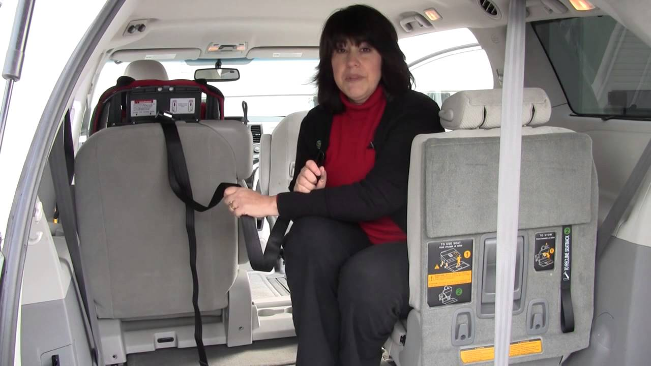 Using Top Tether With A Forward Facing Diono Car Seat