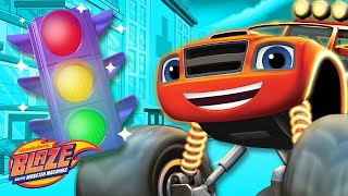 Learn About Speed w/ Blaze   Truck Talk #3   Blaze and the Monster Machines
