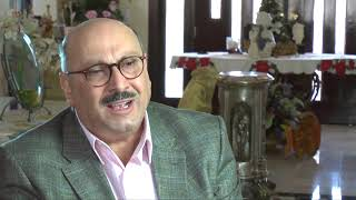 Interview with Palestinian Ambassador Manuel Hassassian Part 2