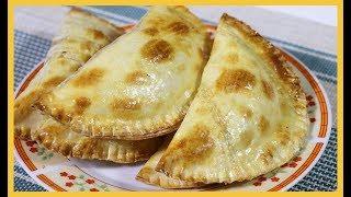 Pastel  de forno o mais gostoso e saudável