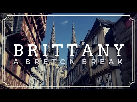 BRITTANY | Travel Film | A Breton Break