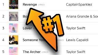 Revenge Is Still #1
