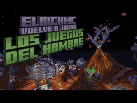 ElRichMC vuelve a jugar Los Juegos del Hambre