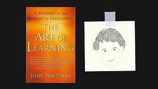 THE ART OF LEARNING by Josh Waitzkin | Core Message