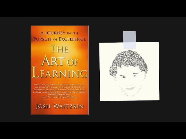 THE ART OF LEARNING by Josh Waitzkin | Core Message