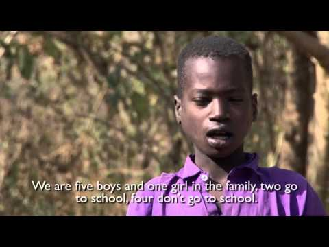 Understanding the challenges faced by Ugandan children