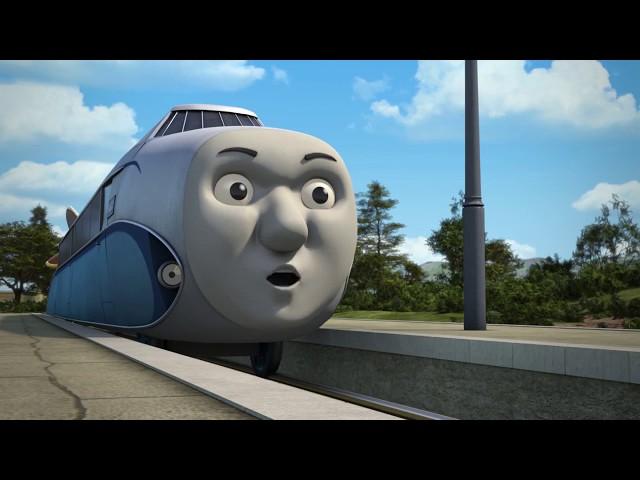 Locomotief van de Toekomst   Seizoen 20, Aflevering 22   Thomas de Stoomlocomotief