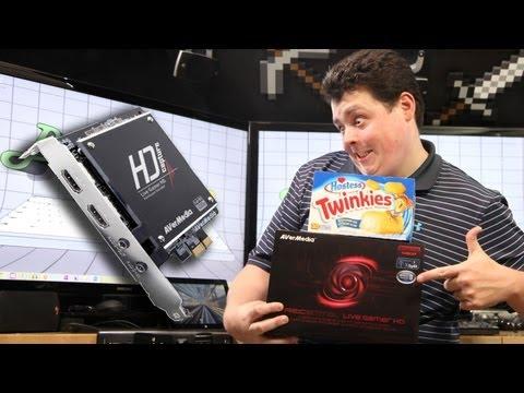 AVerMedia Live Gamer HD Unbox & in-depth Review w/ XSplit, OBS, RECentral, HDMI, DVI, etc