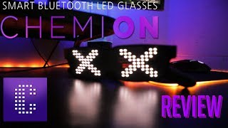 Chemion Smart LED Bluetooth Glasses ll Review