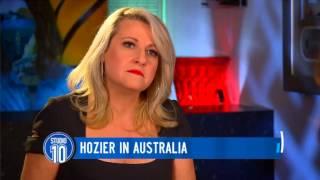 Hozier on Studio 10
