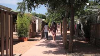 Video Camping Joncar Mar, Mobil Home, Roses - Costa Brava