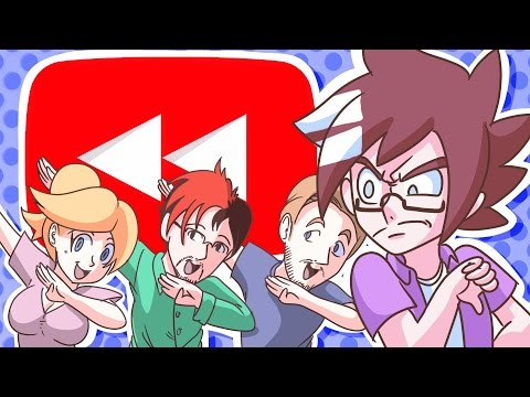 YouTube Rewind 2016 EXPOSED - Animation