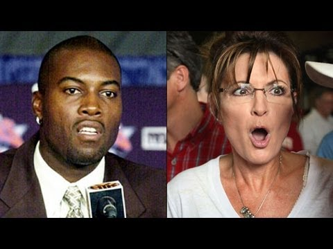 Did Sarah Palin Have a One-Night Stand With Former NBA Player Glen Rice?