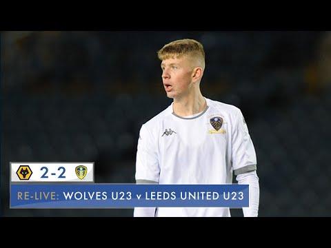 Re-live: Wolves U23 2-2 Leeds United U23: Premier League Cup