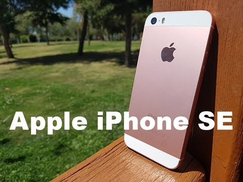 Apple iPhone SE Hands on Review [Greek]