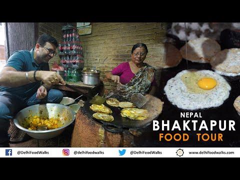 NEPAL BHAKTAPUR Food