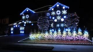 BØRNS - Electric Love Christmas Lights