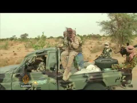 African Troops Retakes Nigeria Town From Boko Haram