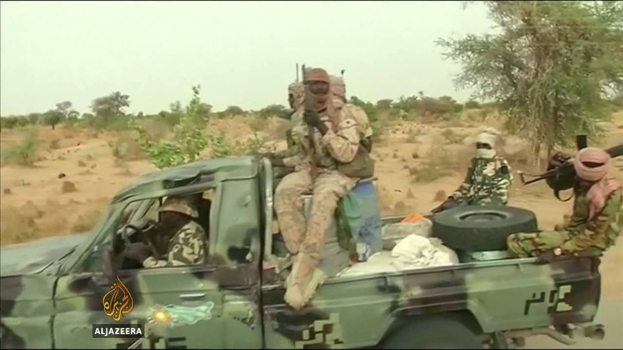 Download African troops retakes Nigeria town from Boko Haram