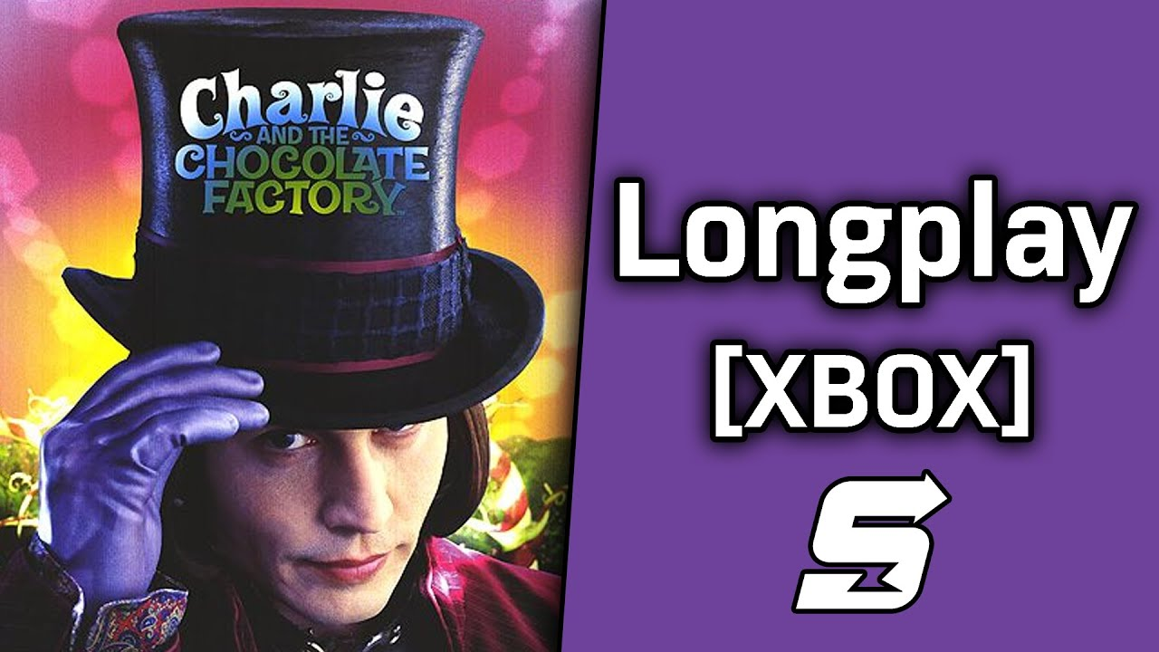 SHiFT Plays Charlie and the Chocolate Factory (Longplay, XBOX)