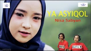 Download Lagu YA ASYIQOL VERSI SABYAN - REACTION Mp3