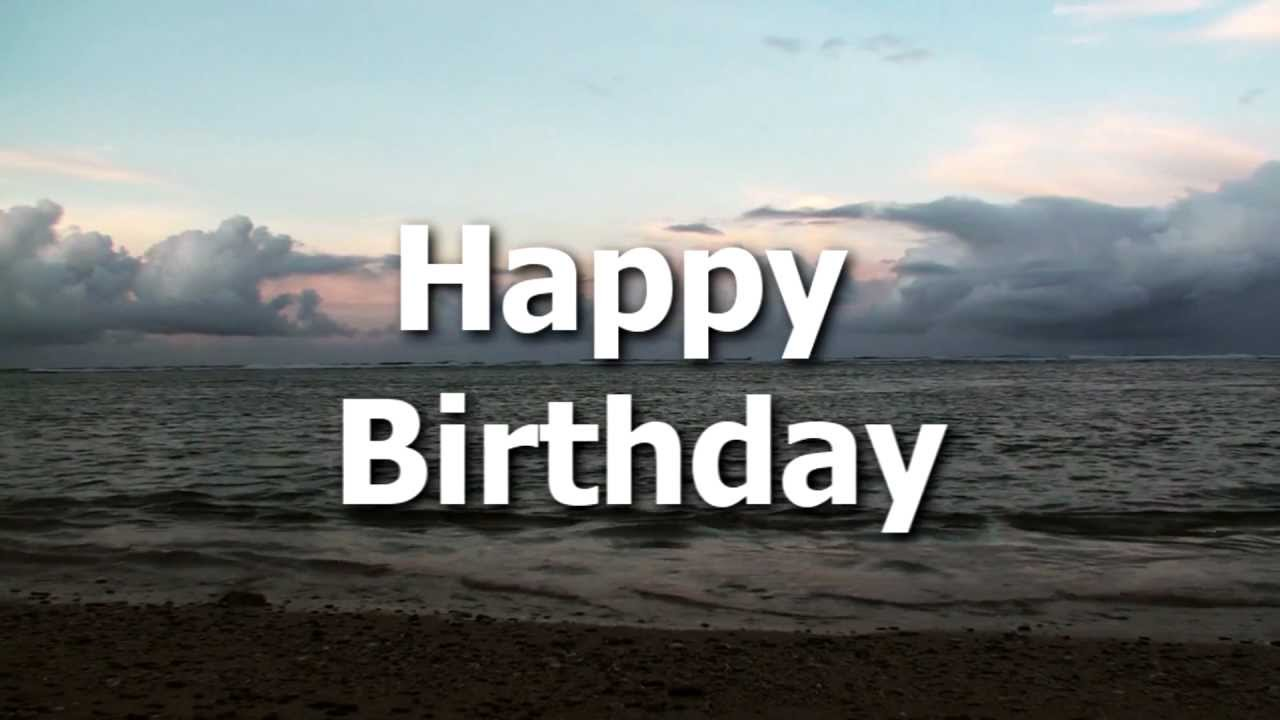 Happy birthday youtube greetings yt greetings free e cards 7 this video contains content from ytgreetings it is not available in your country bookmarktalkfo Images